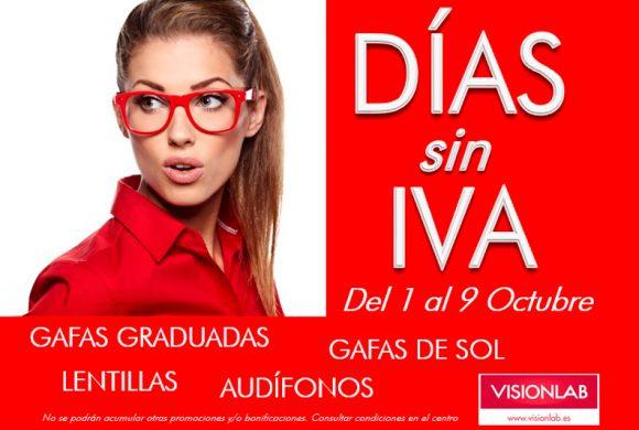 Días sin IVA Visionlab