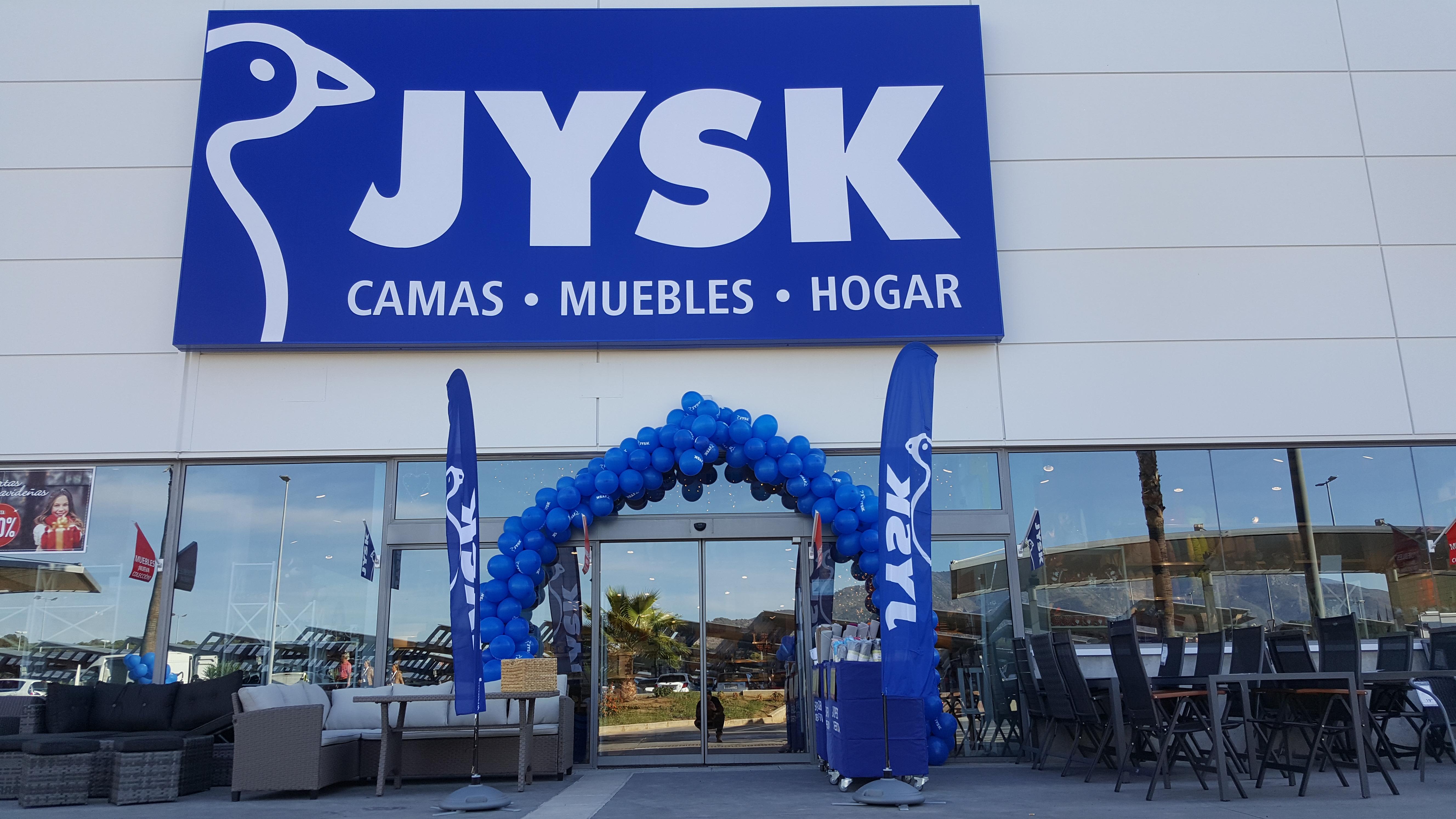 Jysk Parque Comercial Bah A Azul M Laga # Muebles Malaga Nostrum