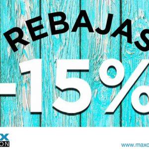 15% de descuento adicional