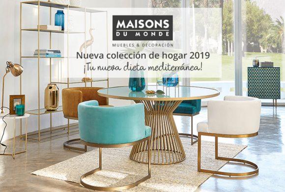 Nuevas colecciones de Maisons du Monde